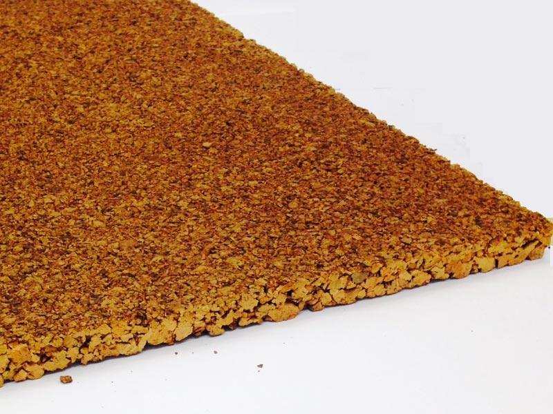 Isolante termico sughero losa legnami for Pannelli sughero brico