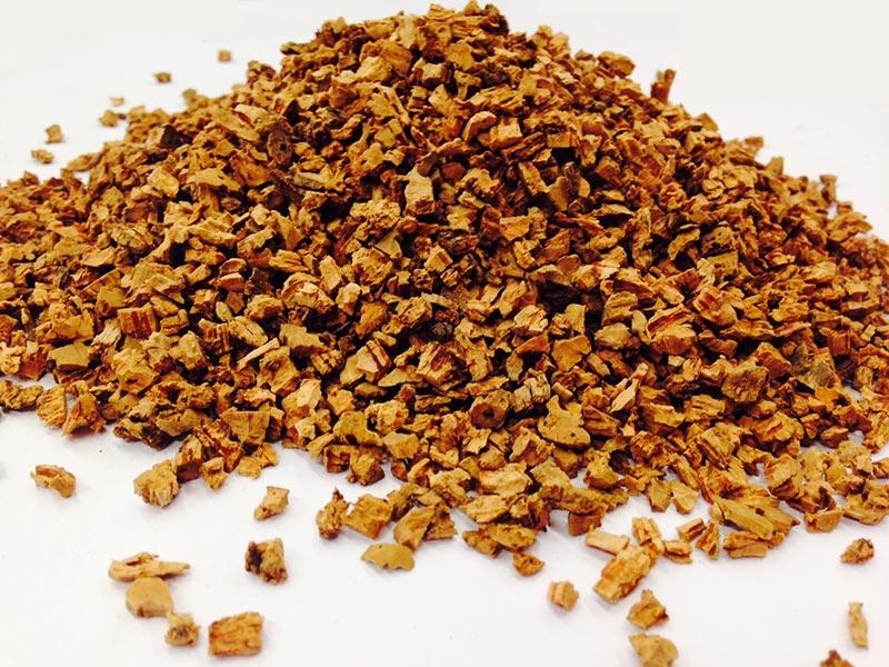 Isolante termico sughero losa legnami - Sughero pianta da giardino ...