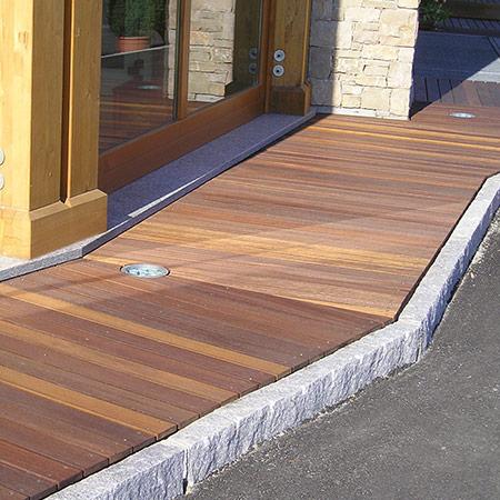 Pavimenti in legno parquet losa legnami - Pavimenti in legno per esterno ...