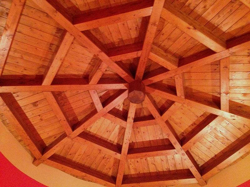 tetti in legno lamellare - losa legnami